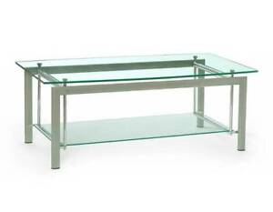 Glass coffee table for sale $60