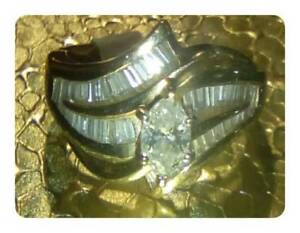 Marquise Diamond Ring $799 at Great Pacific Pawnbrokers