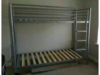 Dreams Metal frames bunk beds - Good condition