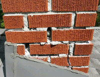 Looking for experienced brick Mason for chimney repair