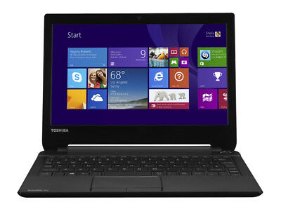 Toshiba Satellite Pro NB10t-A-10P Intel Processor 2GHz 4GB 500GB HDMI TouchScree