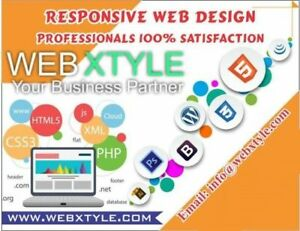 We offer a Professional and attractive Basic website Package for