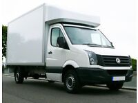 Man And Van Removals From £20 Fully Insured