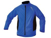 Men's Waterproof and Breathable Cycle Jacket, Size Large, Excellent Condition