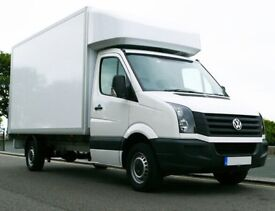 Man And Van from £20 fully insured reliable removal company