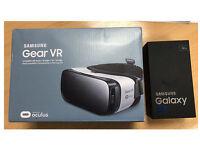 Samsung Galaxy S7 and Gear VR