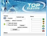 Top Eleven Token Generator - Top Eleven Cheat Tool