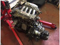 MR2 Mk2 3sge Engine and Gearbox