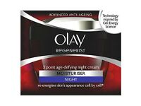 Olay regenerate 3 point age defying cream
