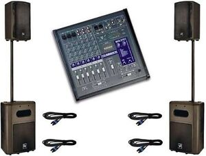 ElectroVoice PA System for sale