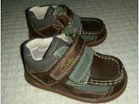 Clarks boys boots, 4G