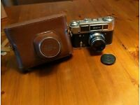 Fed 4 35mm camera russian vintage 1970s