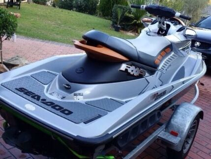 Seadoo supercharged  Gleneagle Ipswich South Preview