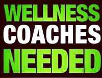 Wellness Coaches Wanted (part-time opportunity)