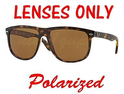 POLARIZED BROWN Ray Ban RB 4147 High Street Replacement Lens 60mm 56mm (Ray Ban Rb4147 Highstreet)