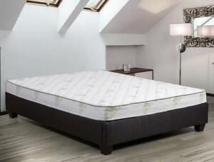 "$$$ BIG SUMMER Sale-Brand New 6"" FOAM MATTRESS WITH ALOE VERO COVER (S/D)"