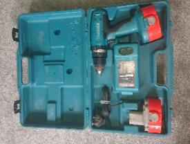 Makita 8390d 18v volt cordless hammer drill driver