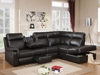 Multi-function motion sectional couch. *LIKE NEW*