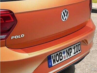 VW Original Zubehör Ladekantenschutz Polo VII-Folie-Schutzfolie-Transparent
