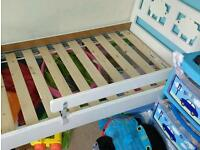 IKEA child's bed with mattress