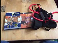 Beachbody Tony Horton fitness AEROBIC EXERCISE DVD SET