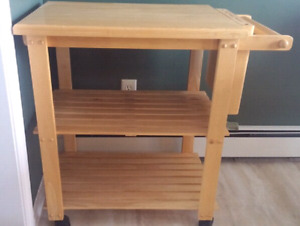 Kitchen cart - excellent shape