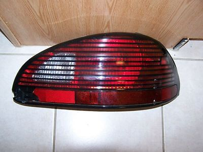Pontiac Grand Prix GT 2001 Passenger Right Tail Light Assembly
