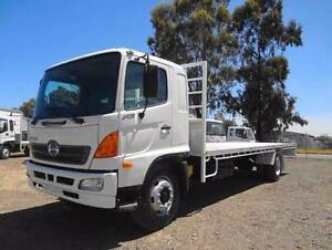 Hino  FG Ranger Tray - Finance (*Rent-to-Own $ 423 pw) Grahamvale Shepparton City Preview