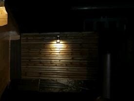 Brand new boxes Outside led downlighter light