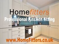 Professional kitchen fitting, fixed prices and workmanship guarantee in London