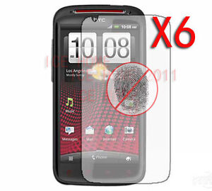 6X Matte Anti Glare Screen Protector For HTC Sensation XE G14 G18 Z710E Z715E