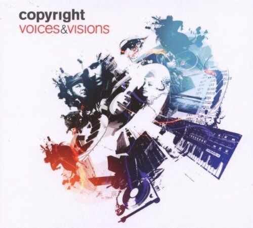 COPYRIGHT VOICES & VISIONS 3CDs (New & Sealed) Dance House Mr.V MAW Defected