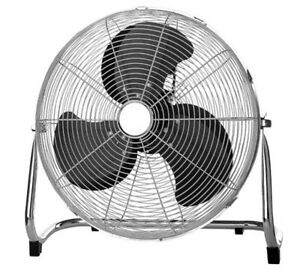18 IN. COMMERCIAL FLOOR FAN