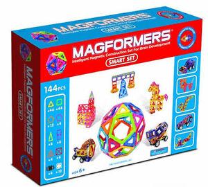 Magformers-144-Pcs-Magnet-Smart-Magnetic-Construction-Set-63083-SAME-DAY-SHIP