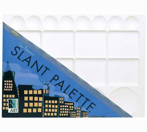 San Francisco Slant Palette 9X12