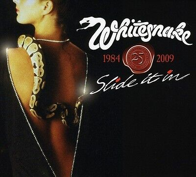 Whitesnake   Slide It In  25Th Anniversary Expanded Edition  New Cd  Expanded Ve