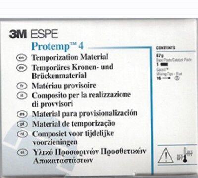 Protemp 4 Garant A1 - 67g Syr Tips - 3m Espe