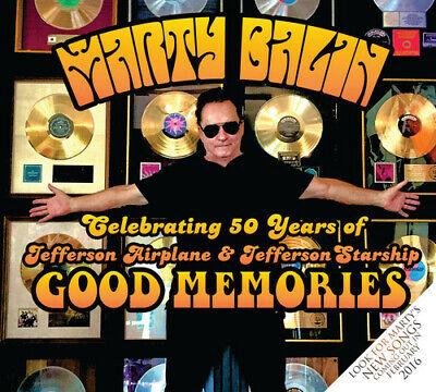Marty Balin - Good Memories [New CD] segunda mano  Embacar hacia Argentina