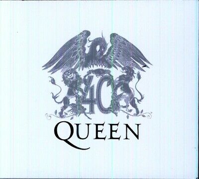QUEEN - 40 Limited Edition Collector's Box Set 2  (CD) sealed - UK posted
