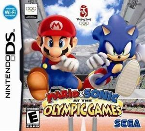 Mario & Sonic: at the Olympic Games