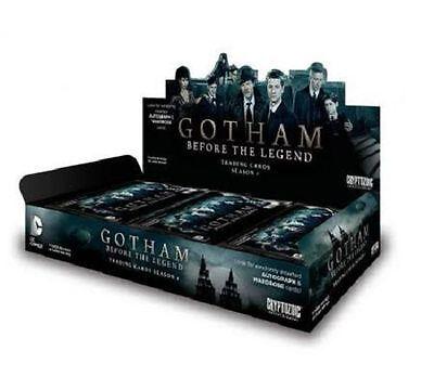 2016 Cryptozoic Gotham Season 1 Base Set 1-72 + 3 Insert Sets 100 Total Cards