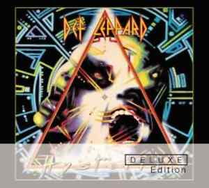 Def Leppard-Hysteria [deluxe Edition] CD NEW