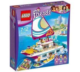 LEGO Friends Sunshine Catamaran - 41317 A