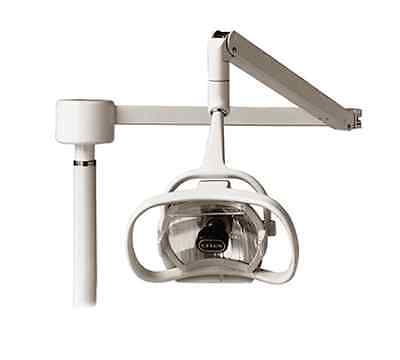 New Beaverstate Celux Clx Post Mount Dental Halogen Operatory Exam Light 110v