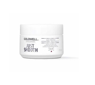 Goldwell JUST SMOOTH 60 SEC TREATMENT 200 ml deutsche Produkte ()