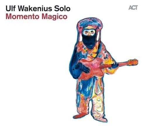 ULF WAKENIUS - SOLO-MOMENTO MAGICO  CD NEU