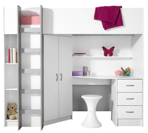 Hochbett Kleiderschrank: Möbel & Wohnen