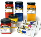 Matisse Yellow Acrylic Paints