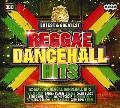 Various Artists - Reggae Dancehall Hits / Various [New CD] UK - Import