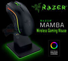 Wireless & Wired Computer Gaming Mice with LED Lighting
